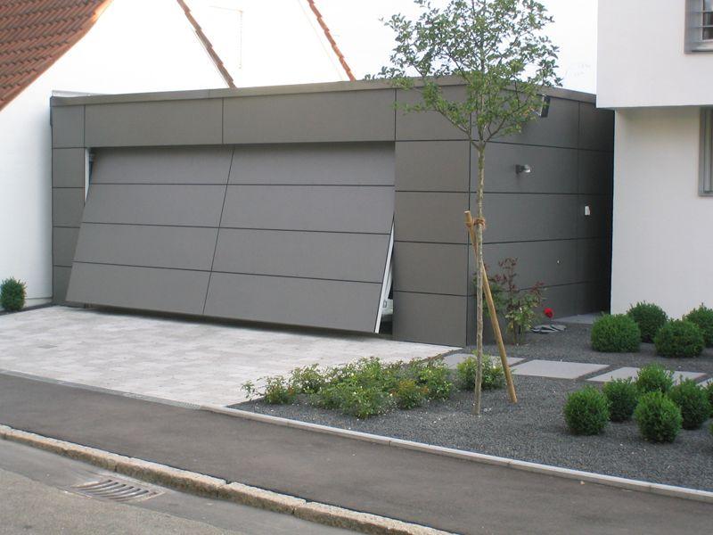 Resultado de imagem para garagentor flächenbündig | Architecture ...