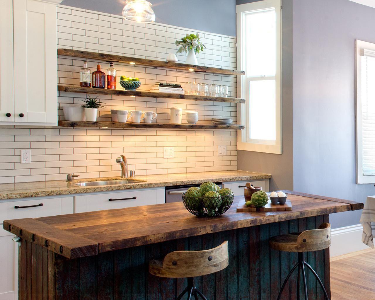 Sleek Kitchen Vintage Wooden Kitchen Shelves Kitchen Rack Design