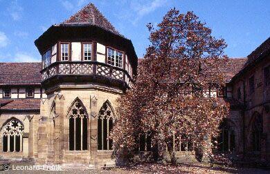 Maulbronn Monastery, Germany