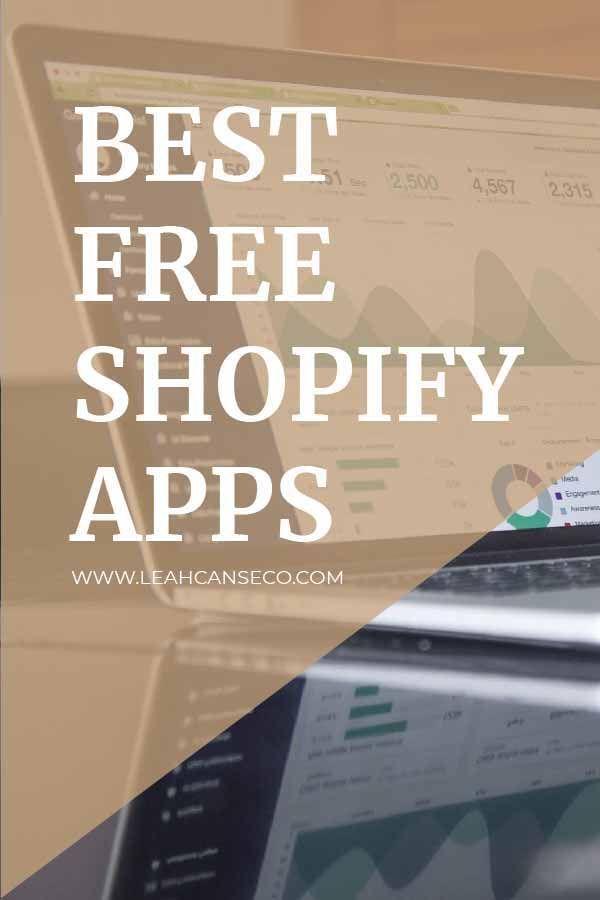 Best free Shopify apps App design, App,