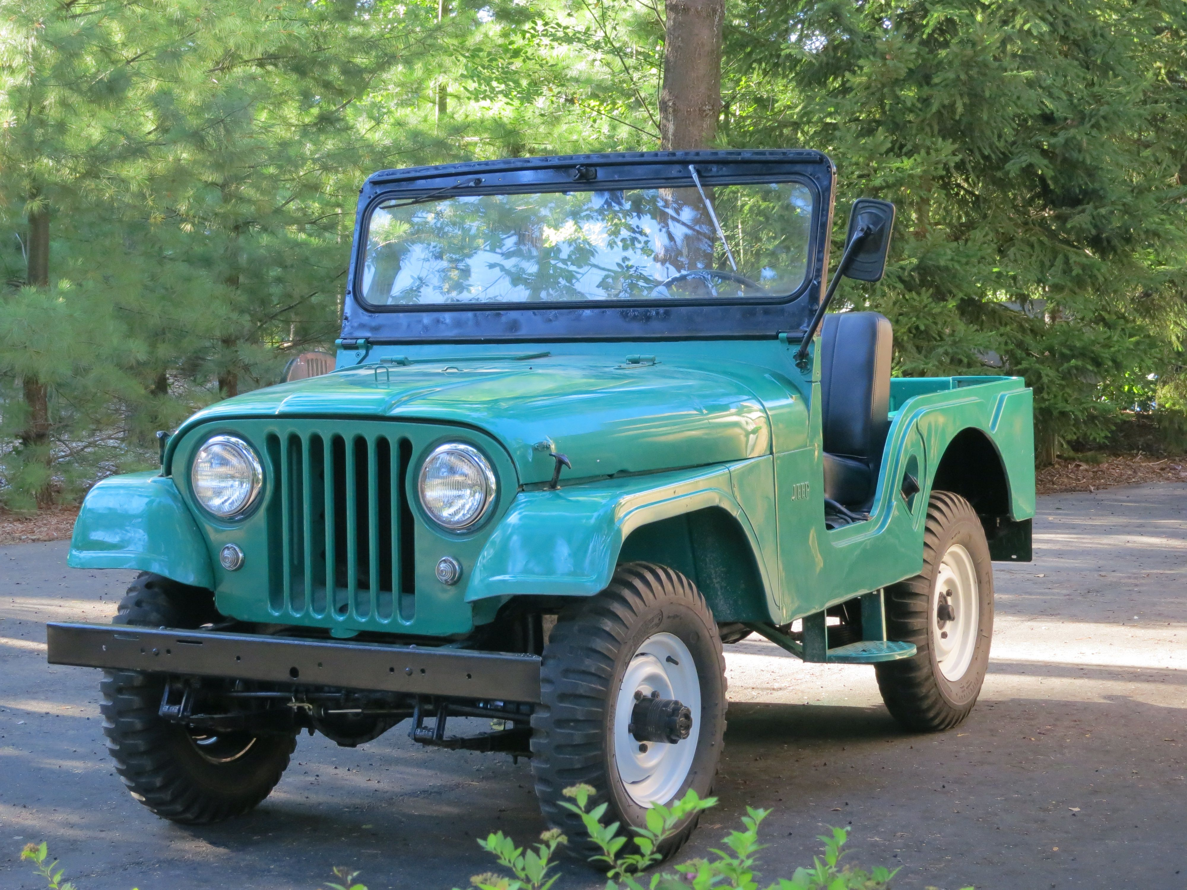 lft pickup the jeep truck blog willy ton heritage one willys