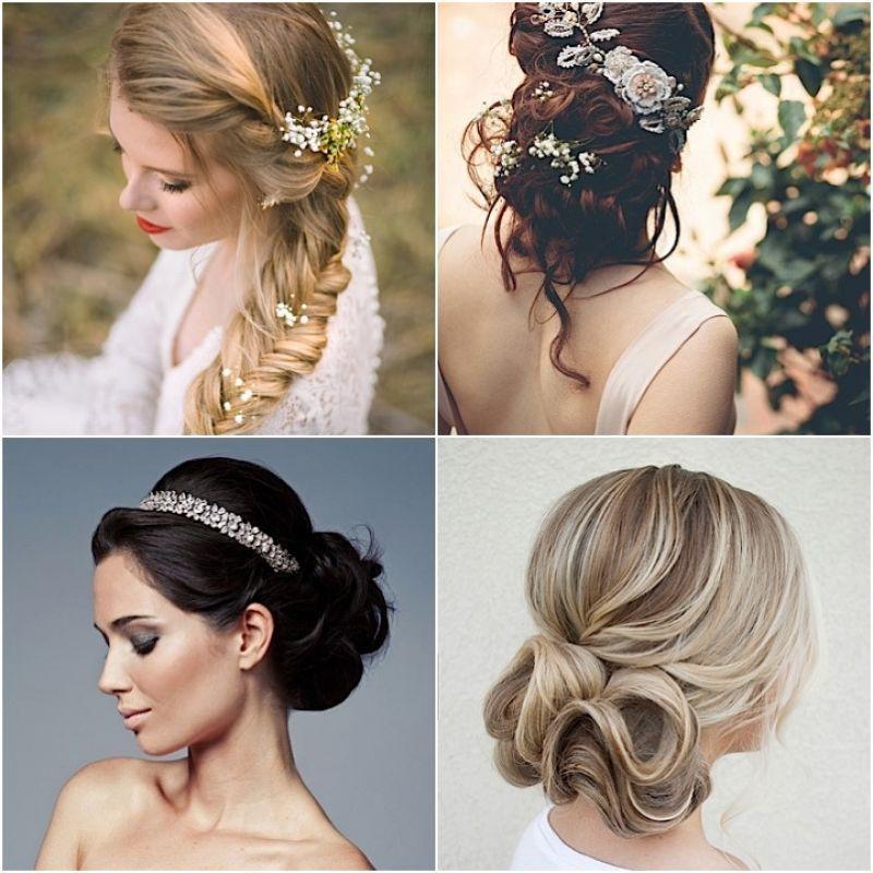 Coafuri De Nunta Pentru Un Look Glam Si Romantic Hairstyle