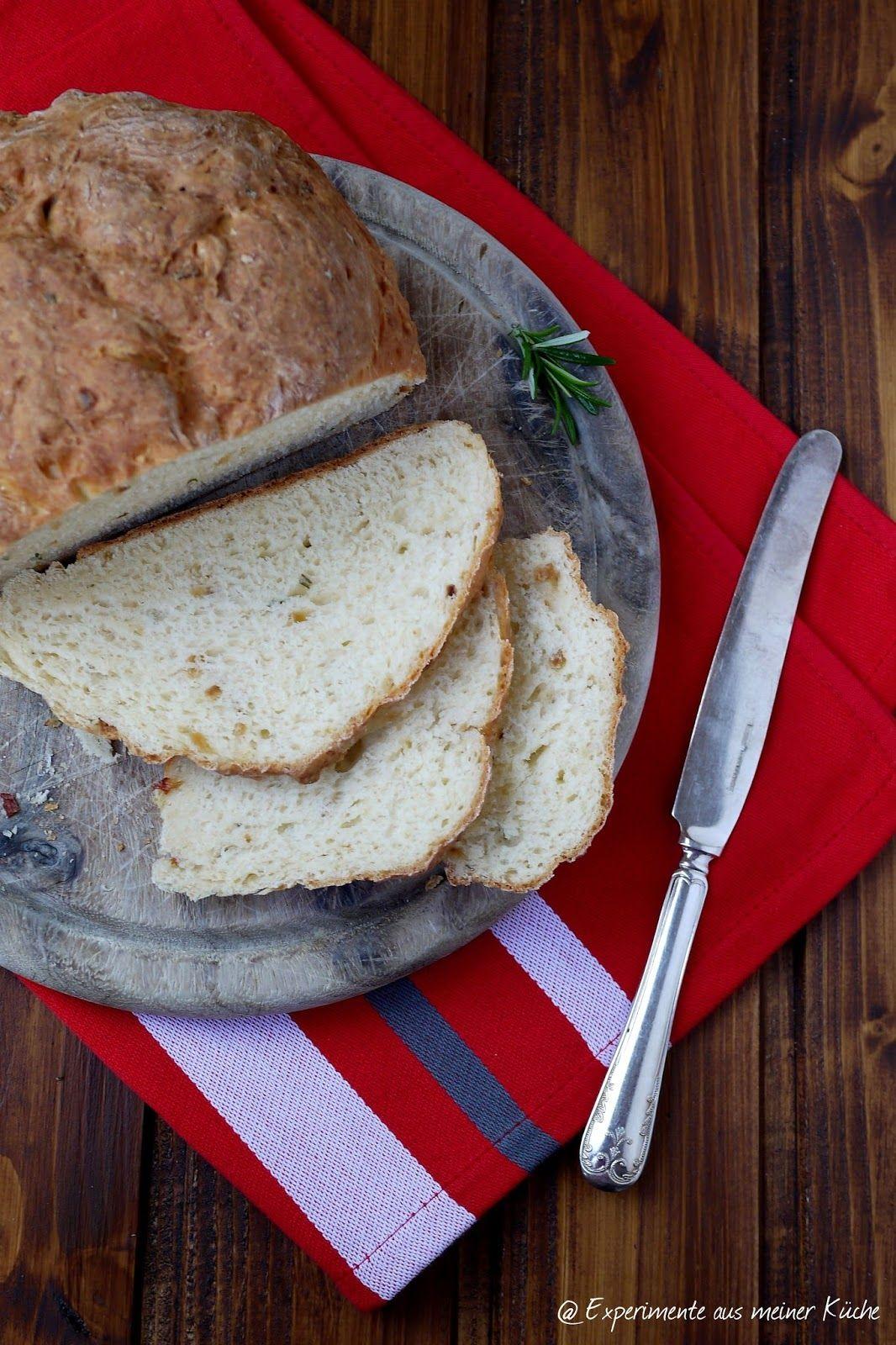 Experimente aus meiner Küche: Mediterranes Quarkbrot #breadbakingfriday