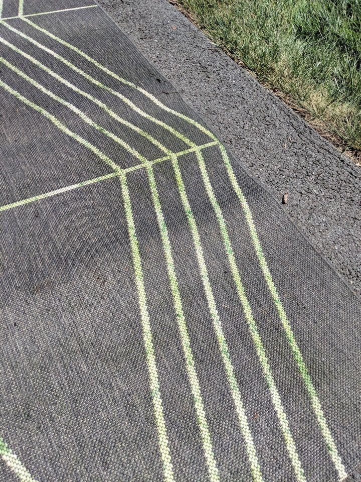 How to clean an outdoor rug outdoor rugs grass stains
