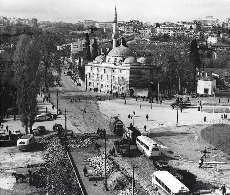 1950's of #Beşiktaş #istanbul #istanlook