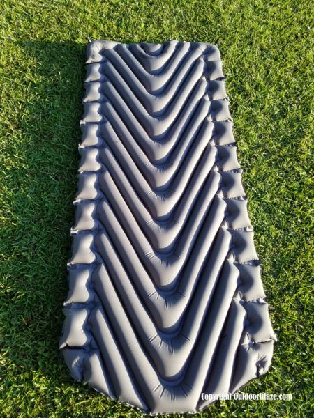 Klymit Static V Luxe Sleeping Pad Review Sleep