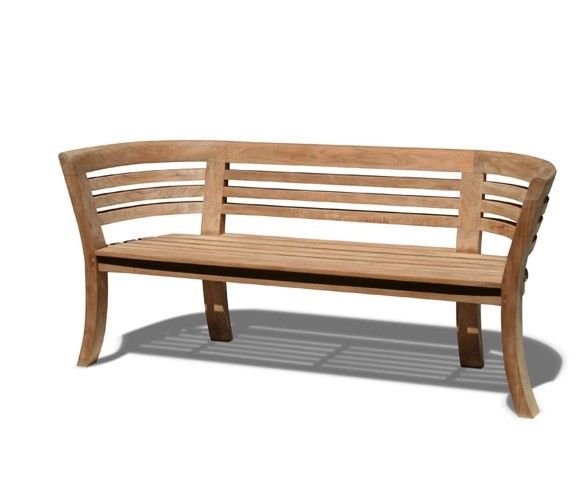 Wondrous Kensington 4 Seater Outdoor Bench In 2019 Wooden Garden Ocoug Best Dining Table And Chair Ideas Images Ocougorg