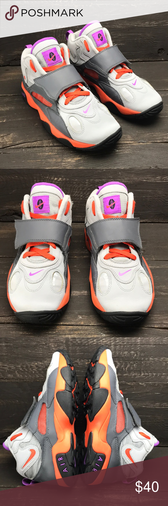 Nike Air Max Speed Turf GS Size 7Y