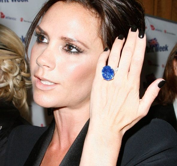 which victoria beckham ring are you - Victoria Beckham Wedding Ring