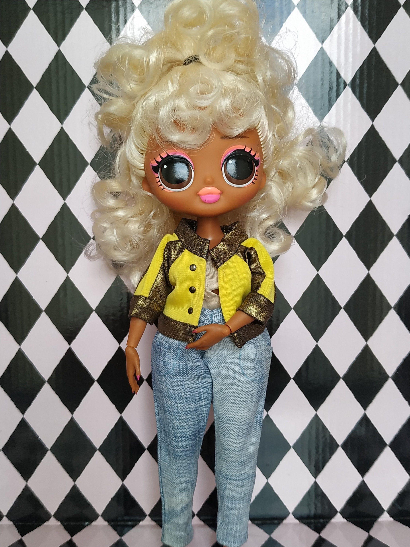 Doll Jacket Bomber Jacket Doll Clothes Doll Costume 3 4 Etsy Doll Costume Doll Clothes Dolls [ 3000 x 2250 Pixel ]