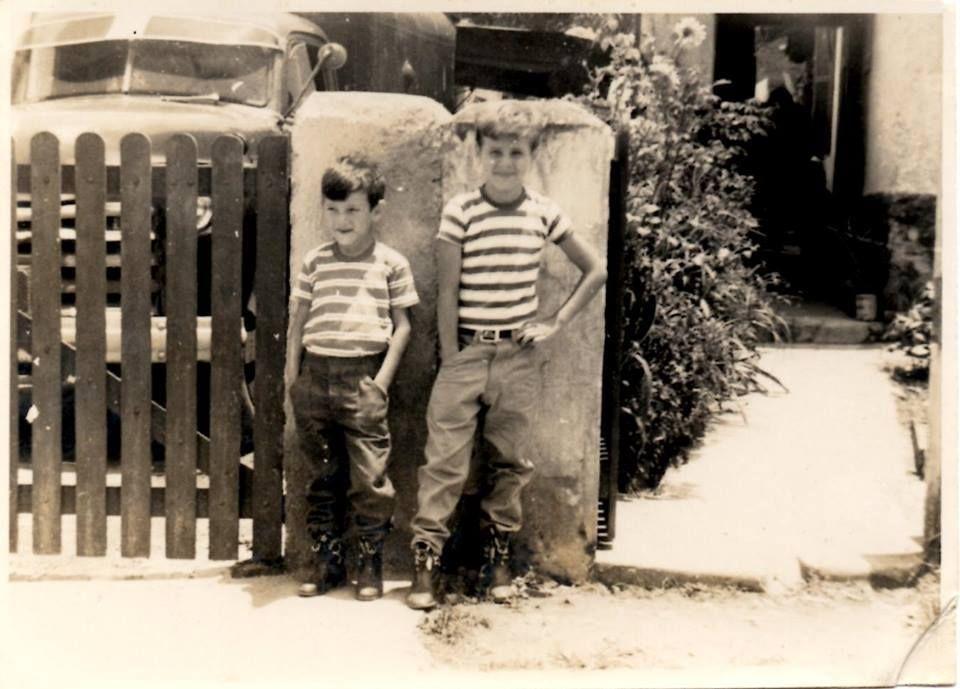 Botas de Xerife nos anos 60