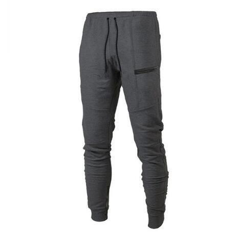 2019 neue Casual Laufhose Männer Jogger Compressed Pants Gym Herren Bodybuilding Hosen Sport Skinny es ist berühmte marke es besteht aus baumwolle und polyester...