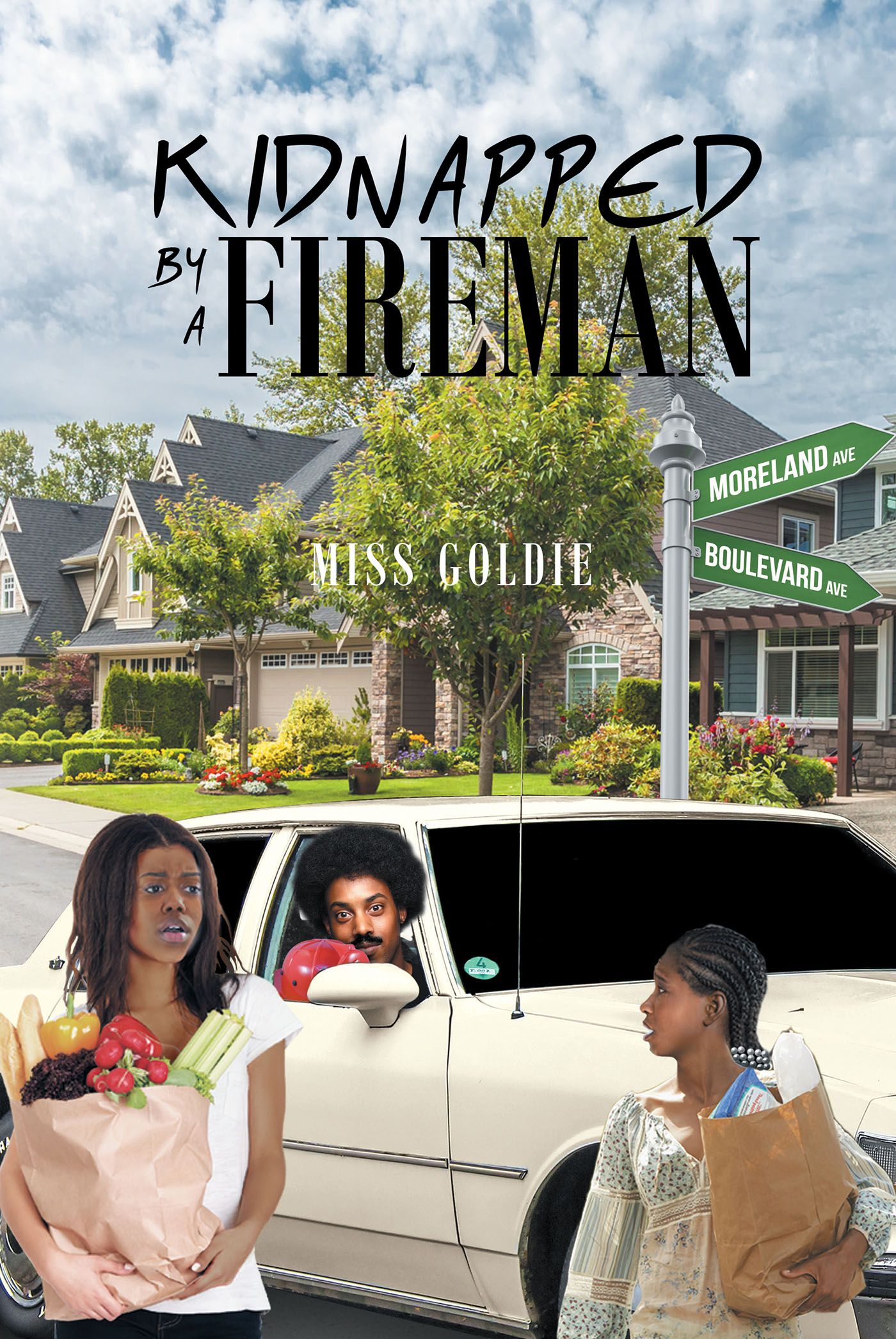 "Books | Page Publishing Miss Goldie's new book ""Kidnapped by a Fireman"" is a poignant book about a young girl in Atlanta who has been brutally raped and beaten by two men."