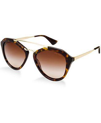 2fc8ee650585 Prada Sunglasses, PR 12QS   Lunettes de soleil, Lunettes et Soleil