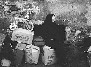 """Sardegna anni 50. Gli anni dell'emigrazione verso il """"continente""""."""