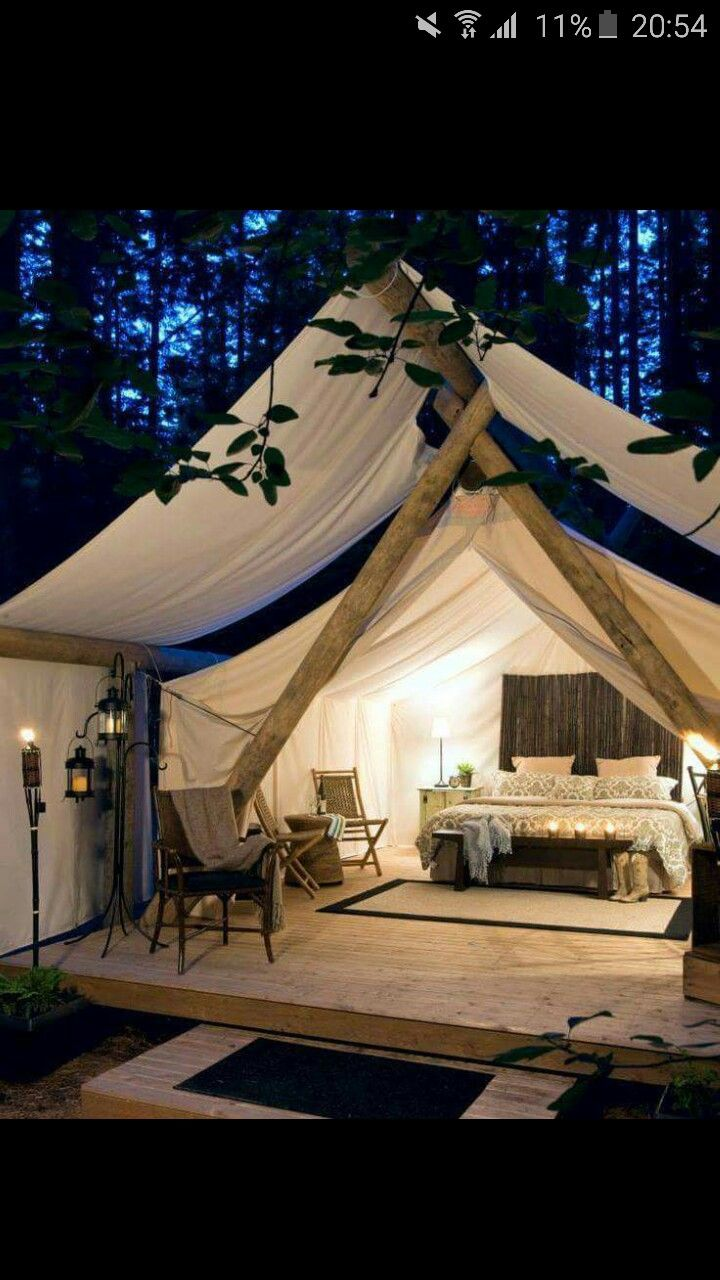 Glam C&ing Romantic C&ing Cool C&ing Tents C&ing Tent Decorations C&site Decorating & Pin by Hannah Hutton-Smith on outdoor living | Pinterest | Acampar ...