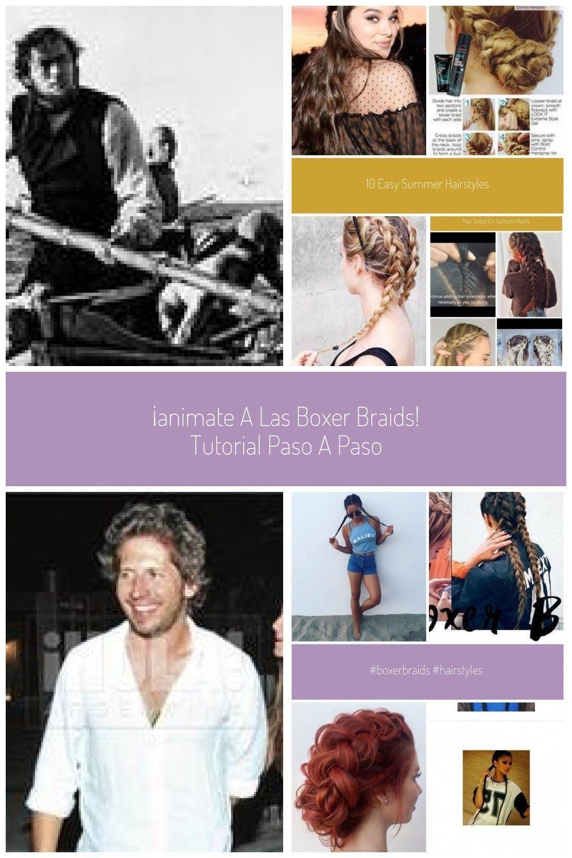 Learning to make boxer braid - #Boxer #boxerbraids #Braid #Learning   - kurze - #Boxer #boxerbraids #braid #Kurze #Learning #boxer Braids paso a paso #boxer Braids paso a paso