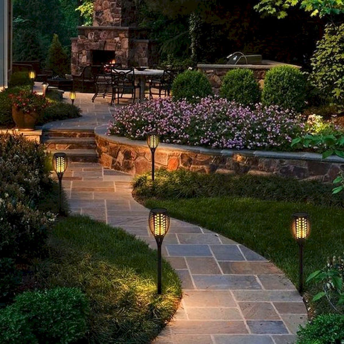 60 Awesome Garden Path and Walkway Ideas Design Ideas And Remodel #backyardremodel