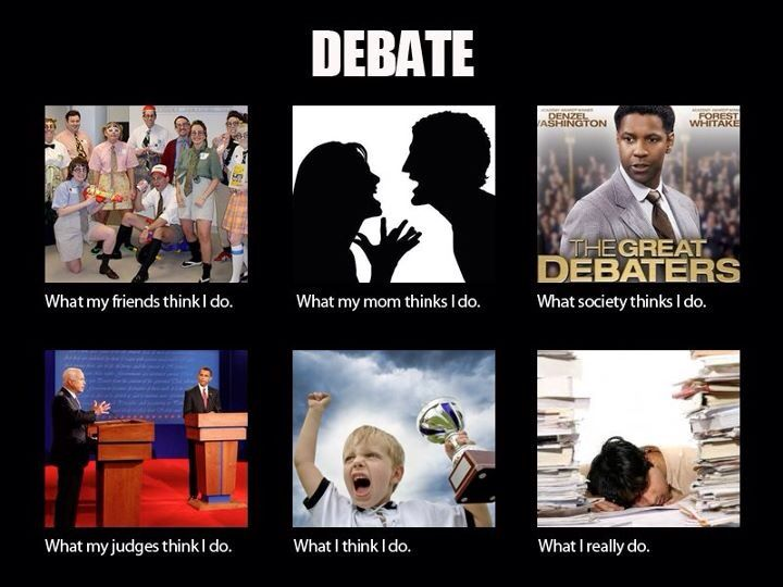 1bf03027752966c5b6f2ee43c17ec457 debate meme i've had saved on my phone for a while now