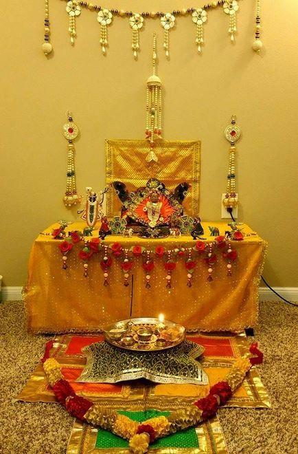 Decoration Ideas For Krishna Janmashtami Janamashtimi