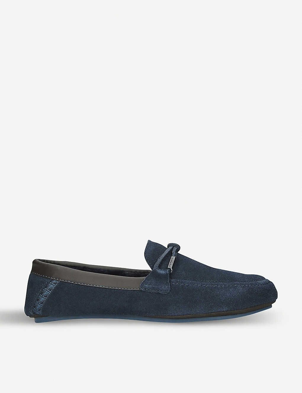 Ted Baker Mens Valcent Low-Top Slippers