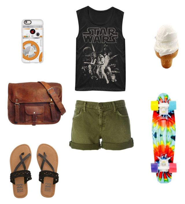 """""""In the summer time when the weather is hot"""" by sweatshirt-irwin on Polyvore featuring Fifth Sun, Current/Elliott, Billabong and Casetify"""