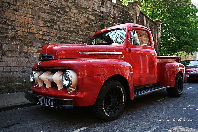 An Old Rare Ford V8 Pickup Truck Pickup Trucks Vintage Pickup