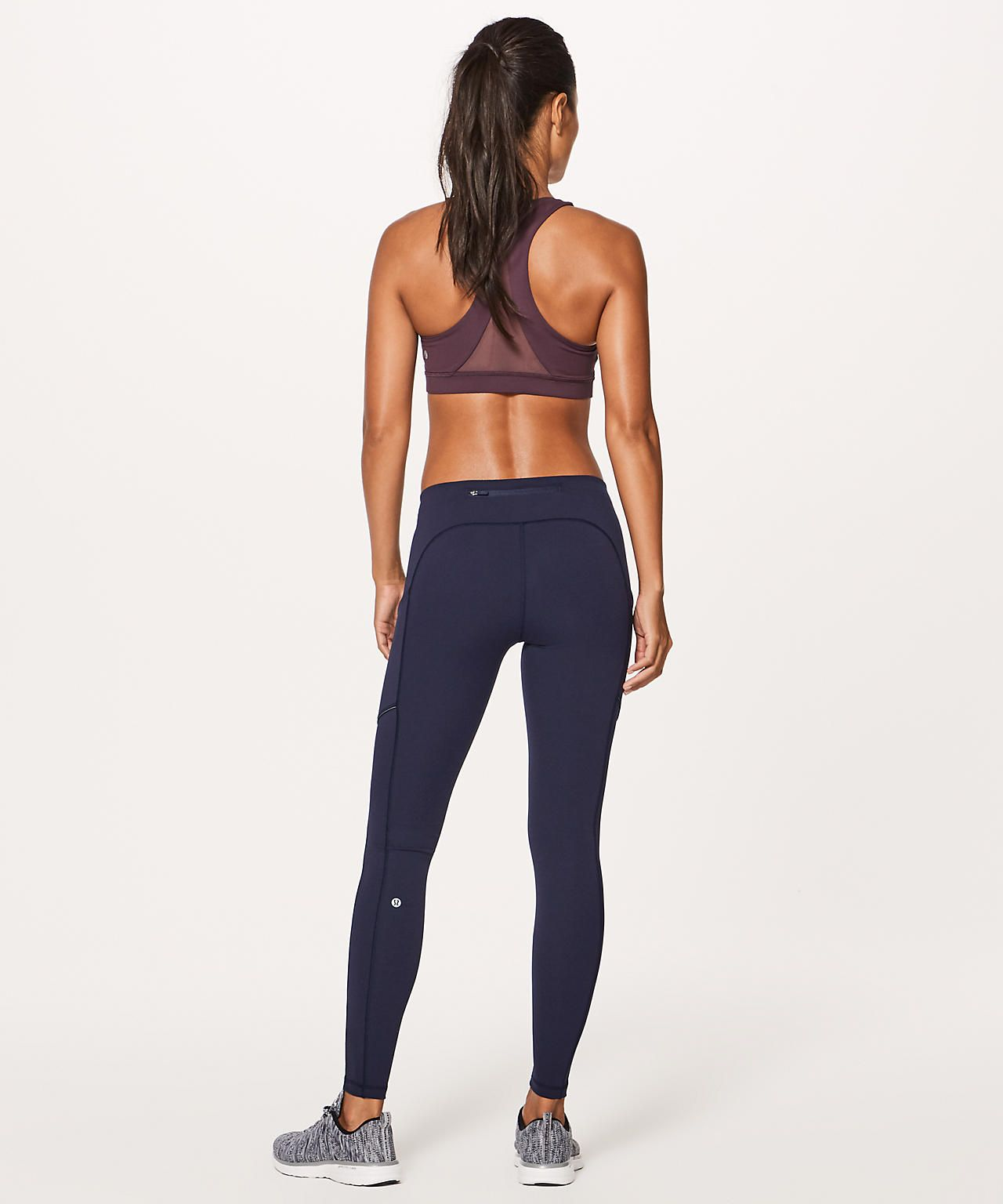 0d249949e9 Lululemon speed up tight   midnight navy