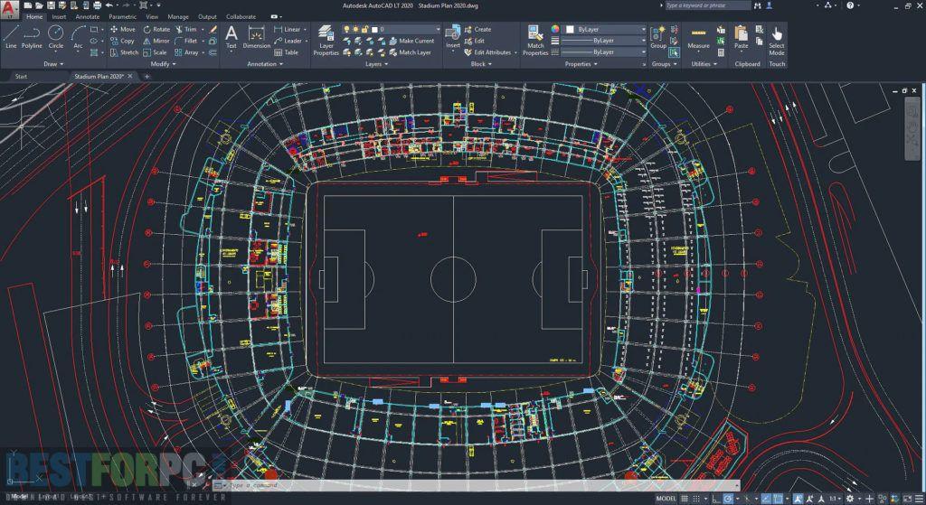 Download Autodesk AutoCAD LT 2020 Latest Version for