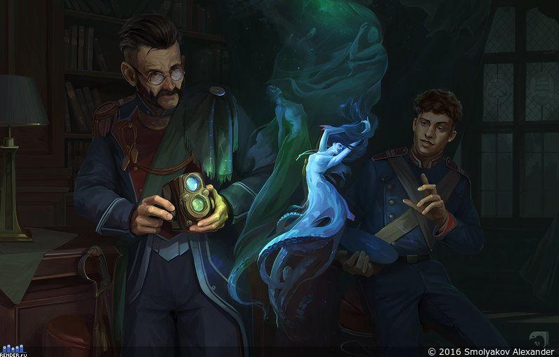 Siren — Компьютерная графика и анимация — Render.ru