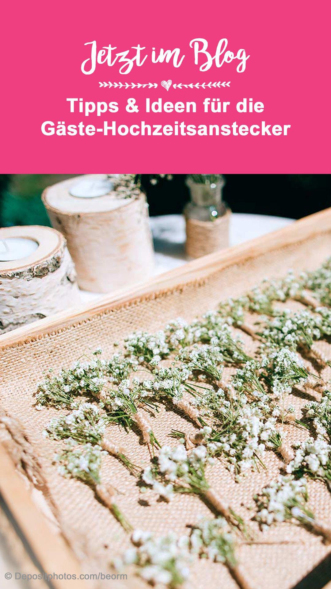 Hochzeitsanstecker Fur Gaste Tipps Ideen Inspirationen Hochzeitsanstecker Anstecker Hochzeit Hochzeit