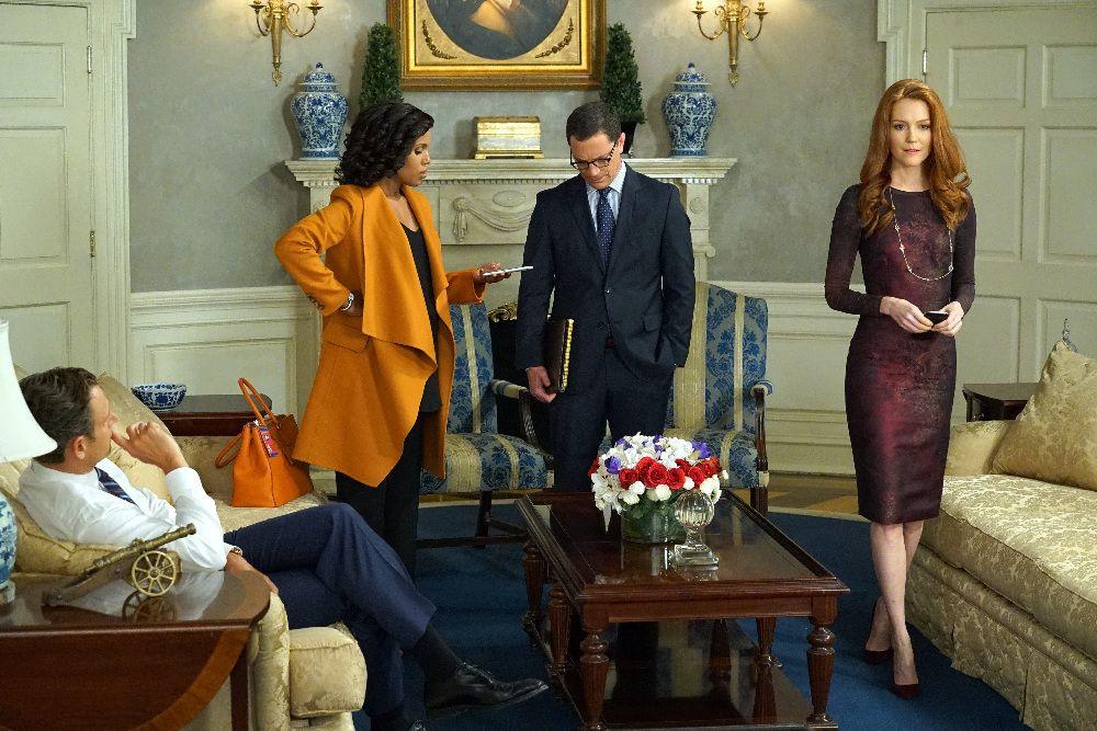Scandal Season 6 Cast Image 1 (5) | TV Series in 2019