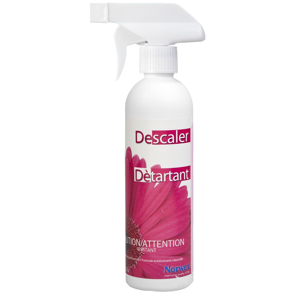 Norwex\'s Descaler consists of natural Glucuronic Acid to remove ...