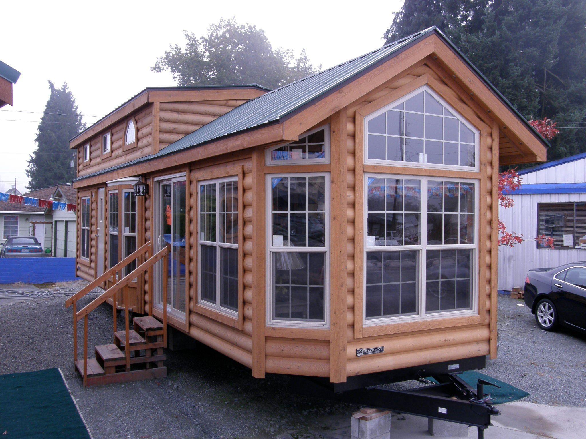 Seattle Washington Usa Tiny House On Wheels House On