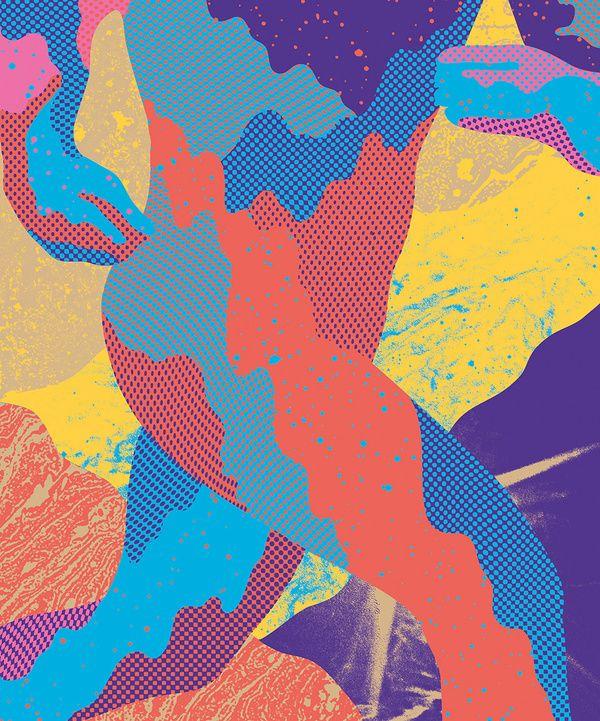 Pattern, Line, and Shape / Asics by Antti Uotila — Agent Pekka