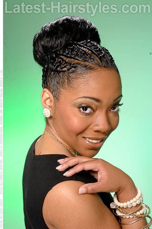 Fantastic 1000 Images About Black Hairstyles On Pinterest Black Short Hairstyles For Black Women Fulllsitofus