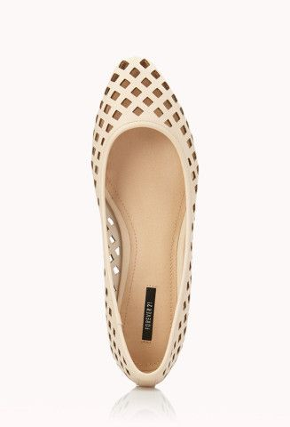 Must-Have Cutout Flats