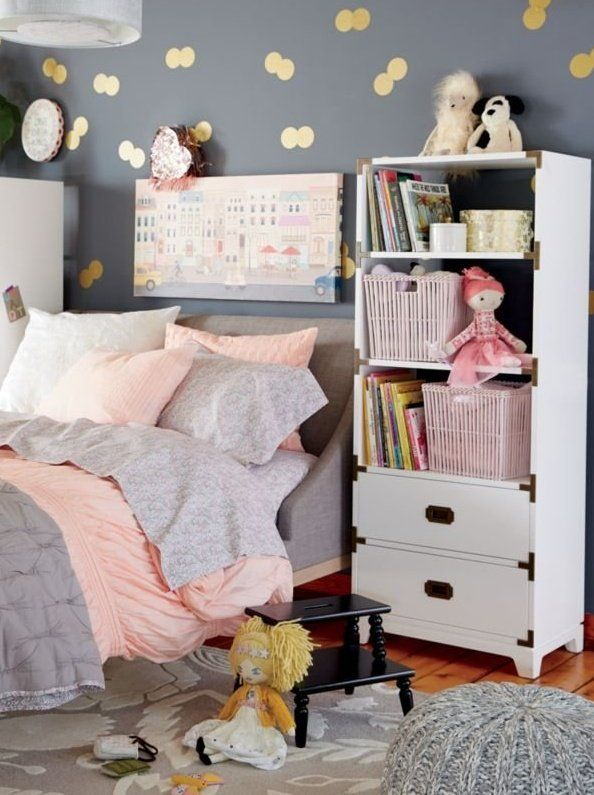 10x10 Girls Bedroom: Don't Limit The Holiday Spirit To Just The Living Room Of