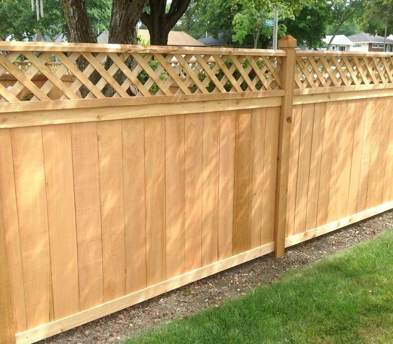 Popular Exotic Wooden Post Caps Fence Cedar Wood Fence
