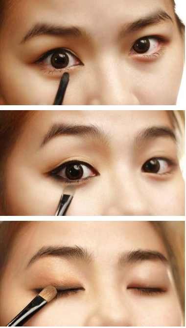 asian eyes natural every day fall makeup tutorial quothow to