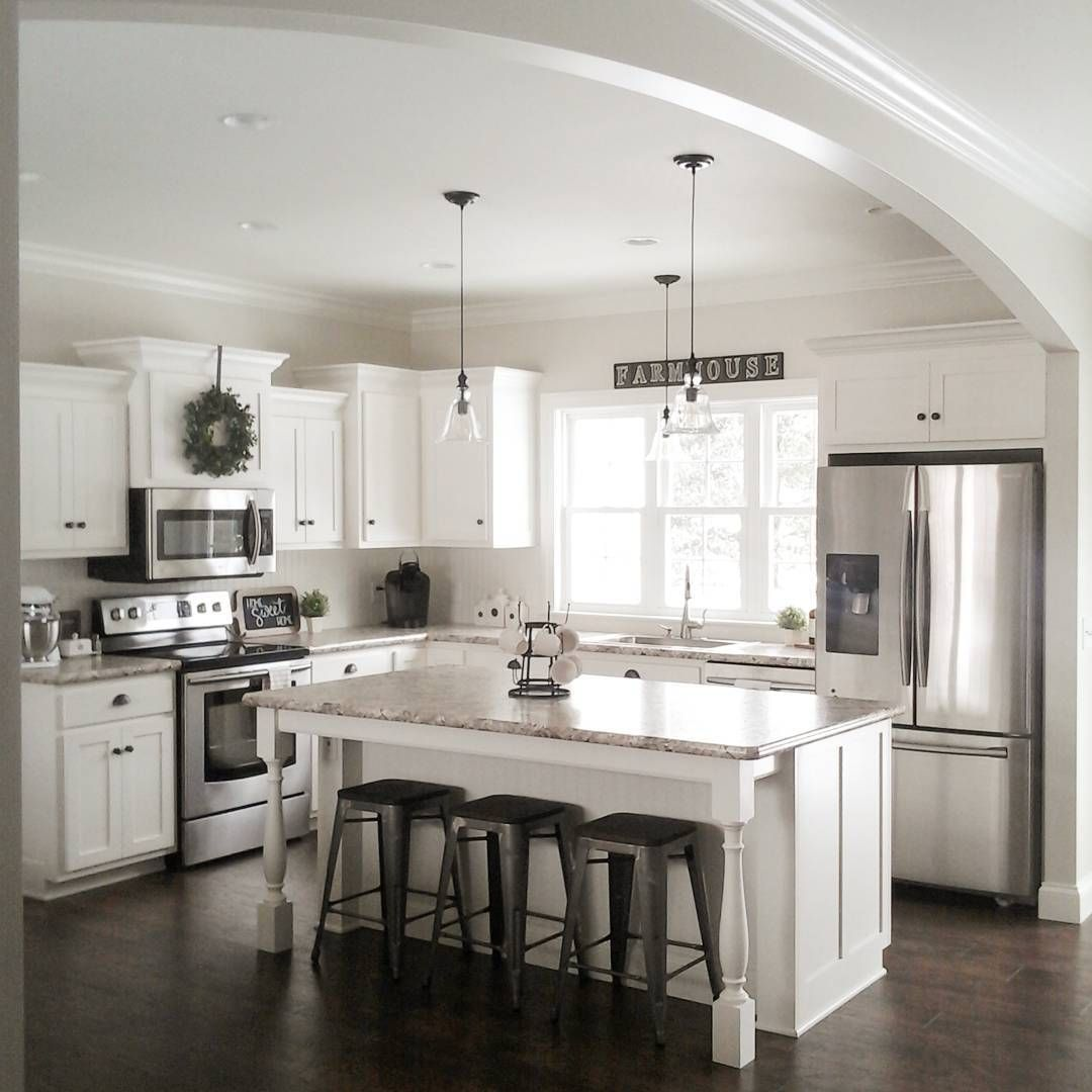 Remodel Kitchen Cabinets Yourself: Pin By Tina Allaire On Kitchen Design In 2019