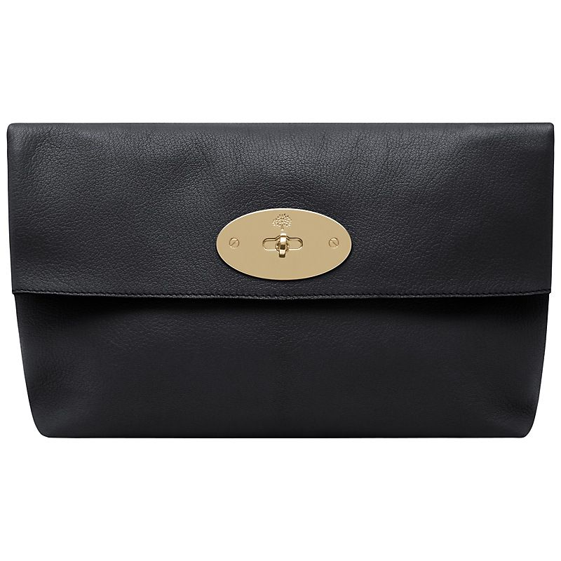 ec3fa74633 Buy Mulberry Classic Clemmie Oversized Clutch Bag online at John Lewis
