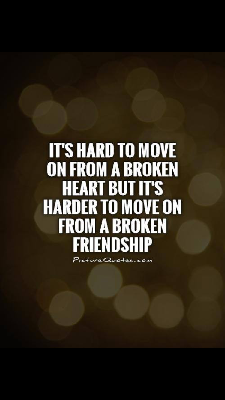 Quotes About Broken Friendship It's Worse When It's Both People In 1  Abs  Pinterest  People