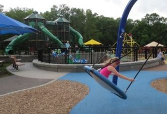 Top Playgrounds In Minnesota Most Of Them In And Around The Twin