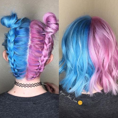 Saving For Future Reference Hair Color Crazy Hair Color Pastel