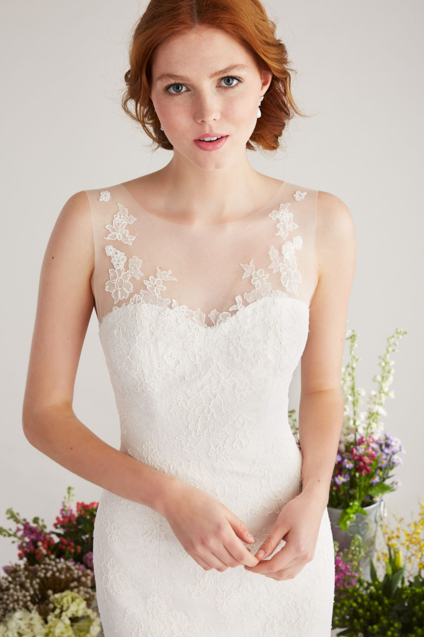 Lilac wedding gown lovestruck collection by leaann
