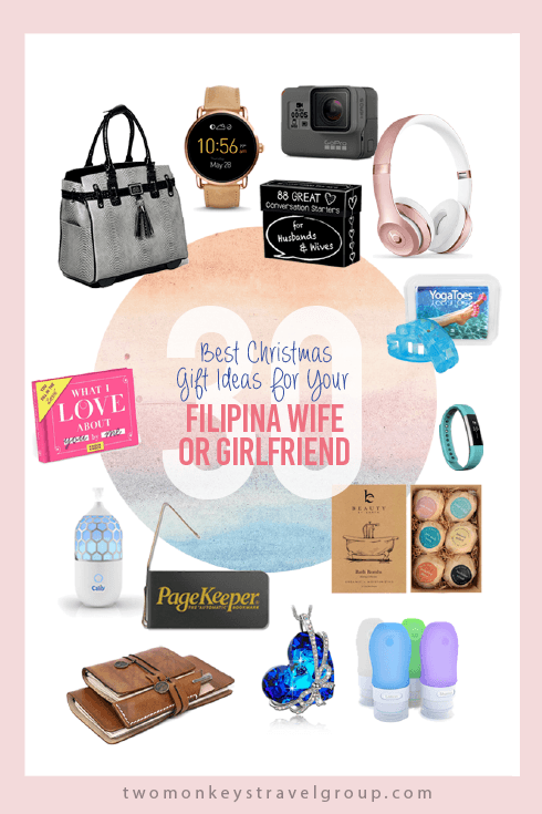 Best Christmas Gift Ideas for Your Filipina Wife or Girlfriend Since Kach and Jonathan are a Filipina and British couple travelling for a living and ... & 30 Best Christmas Gift Ideas for Your Filipina Wife or Girlfriend ...