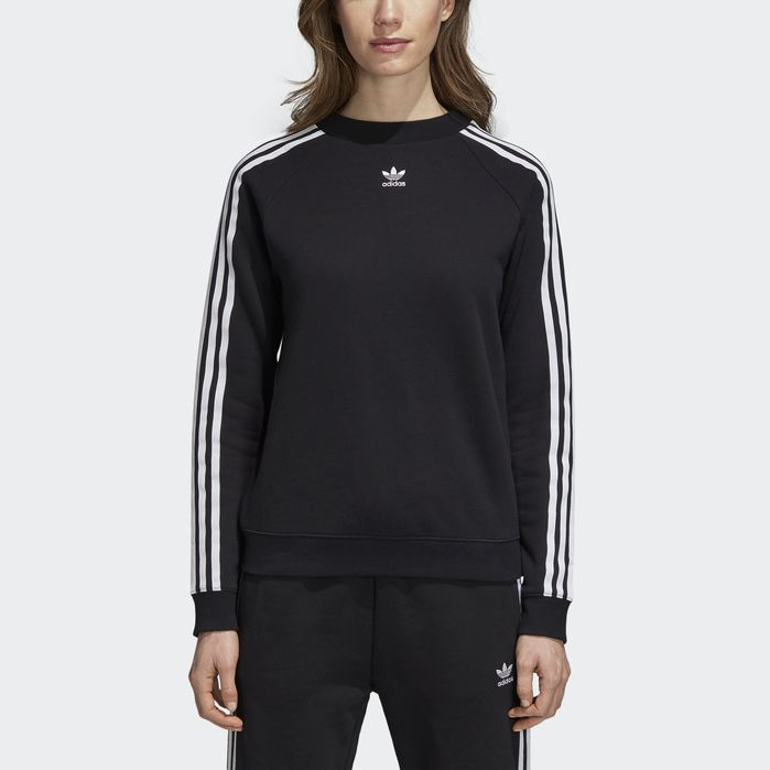 outlet store 8ca73 a58d4 Trefoil Sweatshirt Black XL Womens Sneakers Adidas, Adidas Shoes Women,  Shoes Sneakers, Adidas