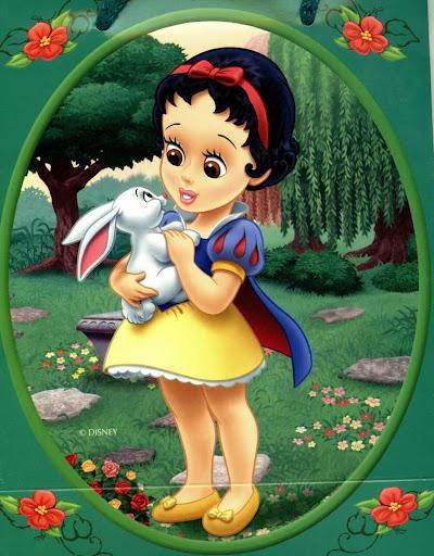 Blancanieves Baby 2 Png 400 512 Princesas Disney Blancanieves Princesa Disney Bebe