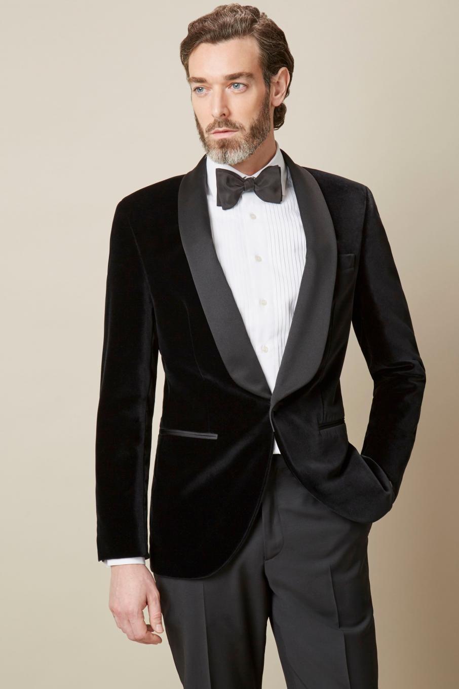 Evening Dinner Dress Attire for Men